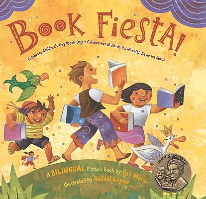 Book Fiesta! By Mora, Pat/ Lopez, Rafael (ILT)